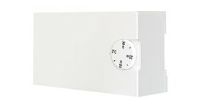 Termoregulators elektriskajiem kanālu sildītājiem R6.1