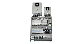 Vadības sistēmas gaisa apstrādes iekārtām ar elektrisko sildītāju