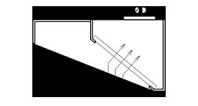 Piesienas nosūces kape ar filtriem M1