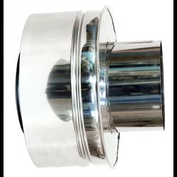 Adapteris, apakšējais nobeigums, paplašināts D160/250