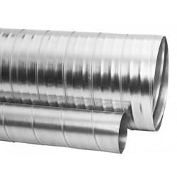 Apaļais gaisa vads AGV L3000mm D100