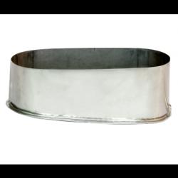 Elipsveida apakšējais noslēgvāks 180x110