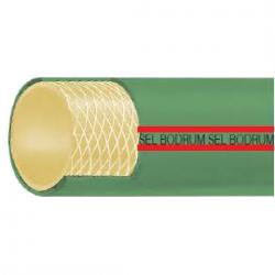 PVC šļūtene Bodrum Ø30/38 mm Dārzkopības, Zaļa