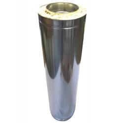 Izolēta dūmvada caurule L500mm D250/350