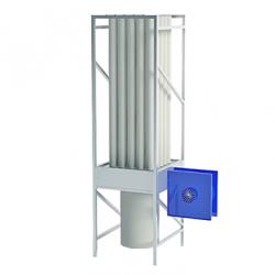 Mobīlais putekļu nosūcējs EKO R25