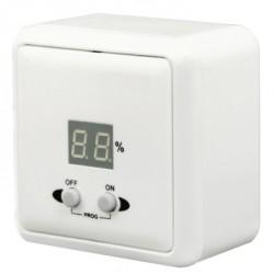Programmējamais elektroniskais ventilatora ātruma kontrolieris RD2.5