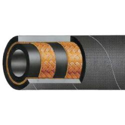 PVC šļūtene Forcestream 2A Ø25.4/39 mm 2 tērauda stiepļu appinums