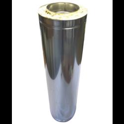 Izolēta dūmvada caurule L1000mm D160/250