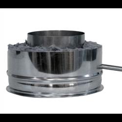 Izolēts kondensāta izvads uz sānu D160/250