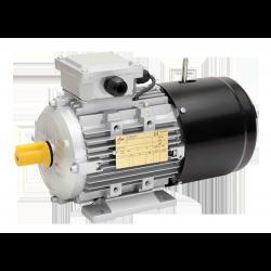 Elektromotors ar bremzi JMK AC 0,37kW 6P 80A6