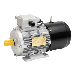 Elektromotors ar bremzi JMK AC 5,5kW 6P 132Mb6