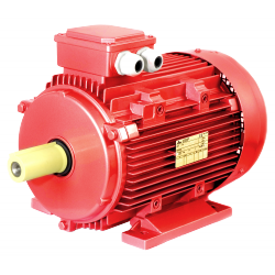 Kaltes elektromotors GM 4kW 6P 132