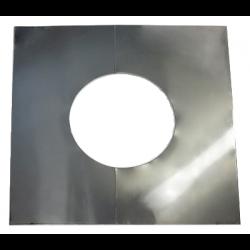 Dekoratīva noslēgplāksne kantaina 5°-50° (pēc pasūt.) D160/250
