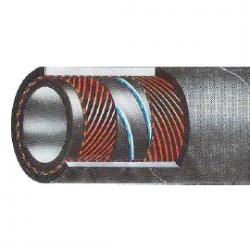 PVC šļūtene Karadeniz-10 Ø152.4/167 mm Ūdens iesūkšana un izvadīšana