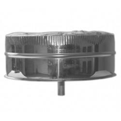 Izolēts kondensāta izvads uz leju D500/600