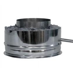 Izolēts kondensāta izvads uz sānu D500/600