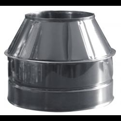 Konuss - augšējais dūmvada nobeigums 90mm D160/250
