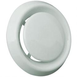 Nosūces difuzors (PVC) D100