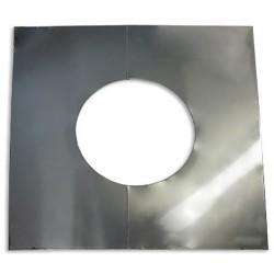 Dekoratīva noslēgplāksne kantaina 5°-50° (pēc pasūt.) D130/225