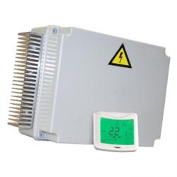 Vadības sistēma gaisa apstrādes iekārtām VENT 15kW