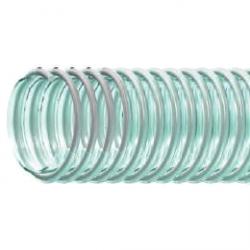 PVC šļūtene Teos Ø38 mm Ļoti vieglas slodzes ūdens piegādei