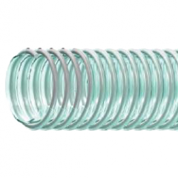 PVC šļūtene Teos Ø25 mm Ļoti vieglas slodzes ūdens piegādei