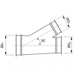 Trejgabals ar atloku D160