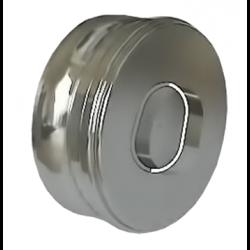 T-gabala noslēgvāks D180