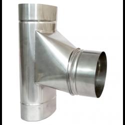 ElipsveidaT-gabals no platās puses 180mm 225x110