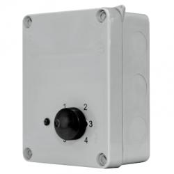 Transformatoru ātruma kontrolieris RV4B