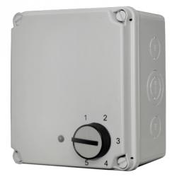 Transformatoru ātruma kontrolieris RV5