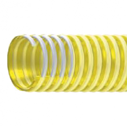 PVC šļūtene Troy LD Ø152 mm Vieglas slodzes ūdens piegādei