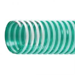 PVC šļūtene Troy SLD Ø102 mm Ļoti vieglas slodzes ūdens piegādei