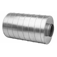 Apaļais trokšņu slāpētājs  D200 (h=100) L600mm