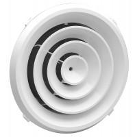 Apaļais griestu difuzors (Alumīnija)  D200