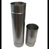 Dūmvada caurule  L500mm D100