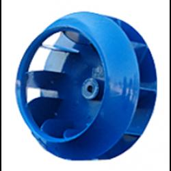 Сварные центробежные импеллеры с обратными изогнутыми лопастями