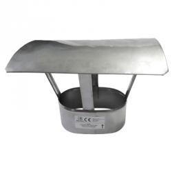 Эллипсная шапочка 180x110