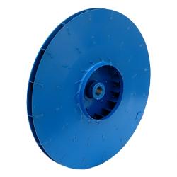 Сварные центробежные импеллеры с прямыми или обратными изогнутыми лопастями