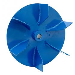 Сварные центробежные импеллеры с открытыми лопастями