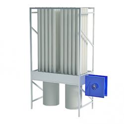 Mobile dust extractor EKO R50
